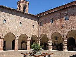 Fabriano_MuseoCarta_cortile