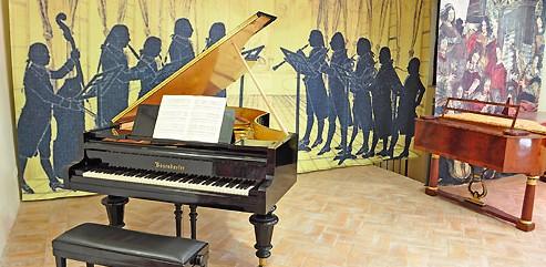 museo pianoforte